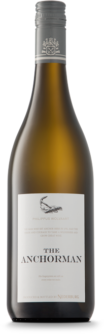 Nederburg The Anchorman Chenin Blanc 2014 - Vinotèque
