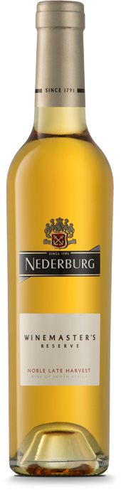 Nederburg The Winemasters Noble Late Harvest 2008