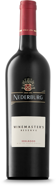 Nederburg Winemaster's Reserve Edelrood 2013 - Vinotèque - 1