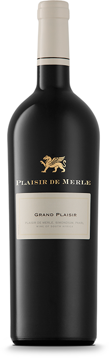 Plaisir de Merle Grand Plaisir Red Blend 2008 - Vinotèque