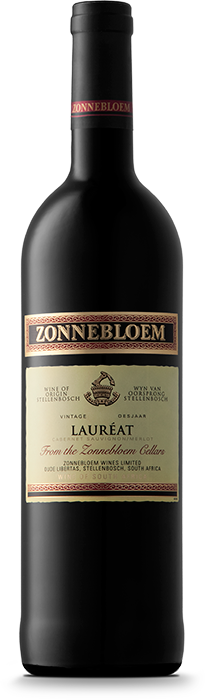 Zonnebloem Lauréat Red Blend 2009 - Vinotèque