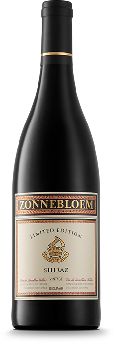 Zonnebloem Limited Edition Shiraz  2008 - Vinotèque