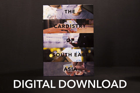 The Cardistry of South East Asia DVD - Digital Download