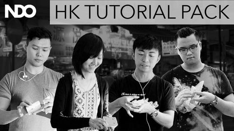 HK Tutorial Pack