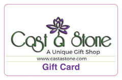 Cast a Stone Gift Card