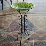 Tall Bird Bath Stand - Cast a Stone