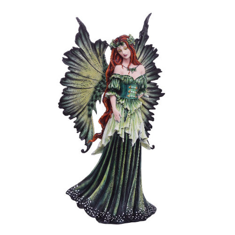 Lady of The Forest Fairy Statue by Amy Brown