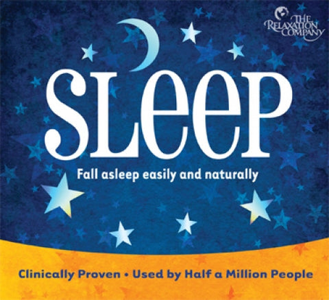SLEEP CD Fall Asleep Easily and Naturally by David Ison