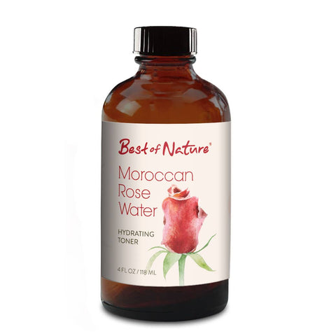 Moroccan Rose Water - Hydrating Toner