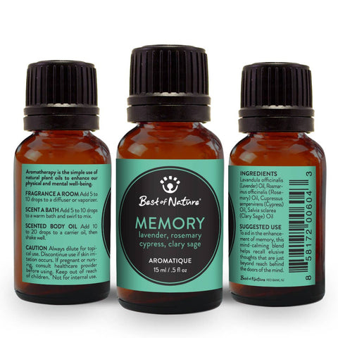 Memory Aromatique Essential Oil Blend