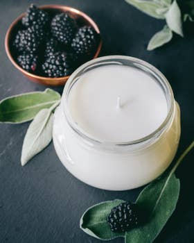 Blackberry Sage Candle 6 oz