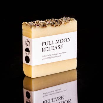 Full Moon Release Soap