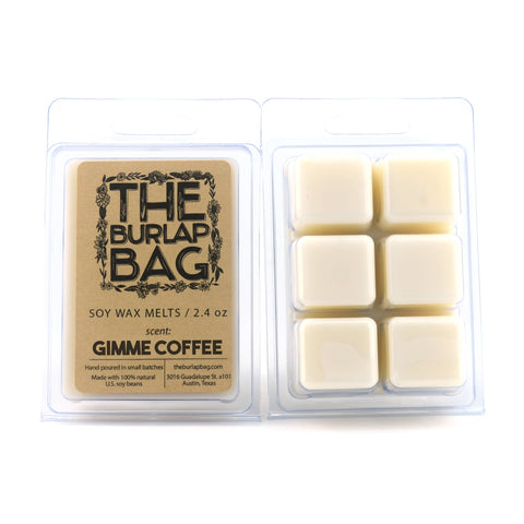 Gimme Coffee Soy Wax Melts