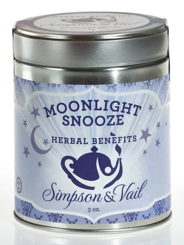 Moonlight Snooze - Herbal Wellness Tea