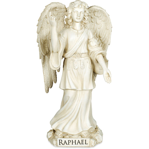 Archangel Raphael Statue - 7 inches