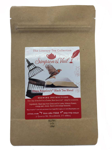 Maya Angelou's Black Tea Blend - 1oz