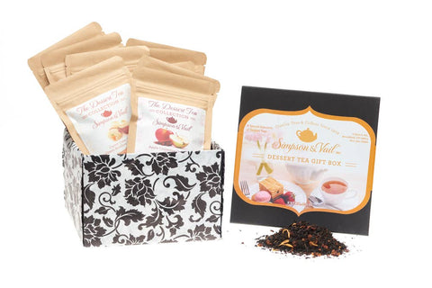 Dessert Tea Sampler - Gift Box