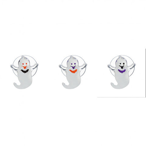 Ghosts LED Window Bling, Suction Cup