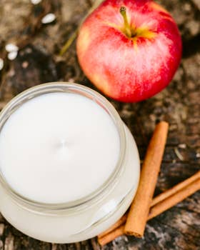 Warm Cider Soy Candle 10 oz