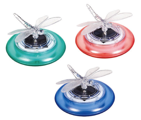 Floating Solar Dragonfly Lantern 3 colors