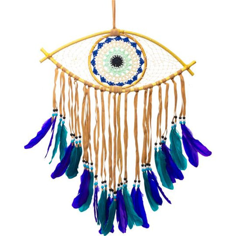 Dreamcatcher Woven - Protection Evil Eye