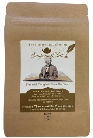 Frederick Douglass' Black Tea Blend - 1oz