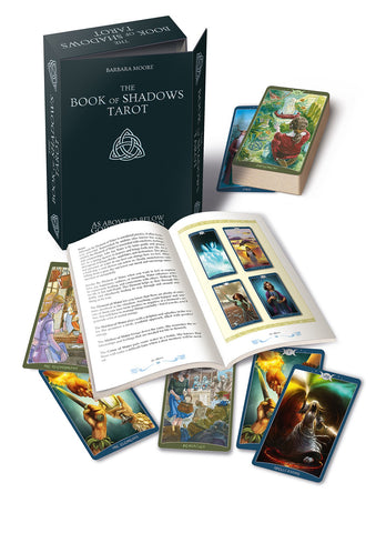 The Book of Shadows Complete Tarot Kit - Cast a Stone