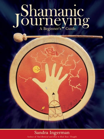Shamanic Journeying A Beginner's Guide book w/ CD