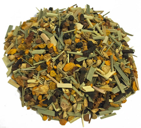 Turmeric Chai Herbal Tisane - 4oz Tin