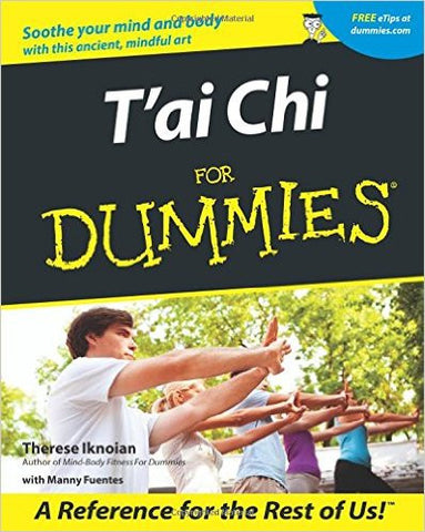 T'ai Chi For Dummies Therese Iknoian - Cast a Stone