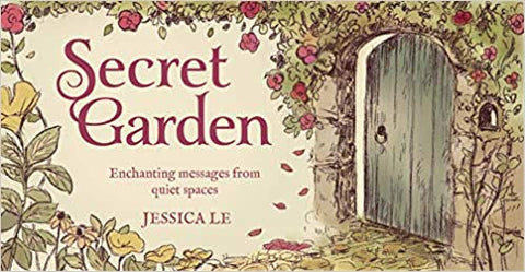 Secret Garden Inspiration Cards: Enchanting Messages from Quiet Spaces