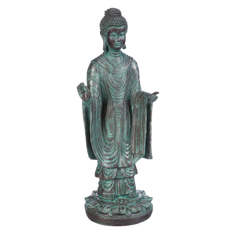 Standing Buddha Statuary IN STORE PICK UP ONLY