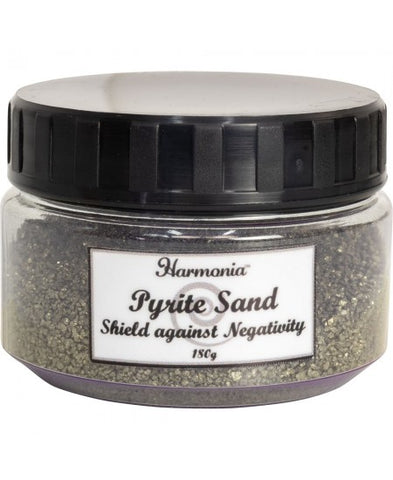 Pyrite Gemstone Sand Jar 180 gr