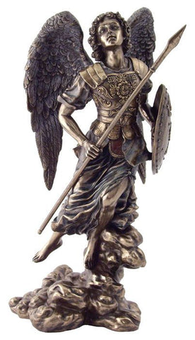 Archangel Raphael Statue - 13 Inches