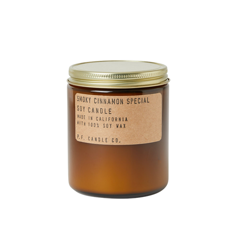 *SEASONAL* Smoky Cinnamon Special - 7.2 oz Standard Candle