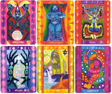 Tarot of the Four Elements by Isha Lerner & Amy Erickson - Cast a Stone
