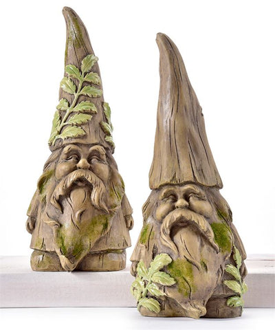 Garden Gnome Statue - 12 inches