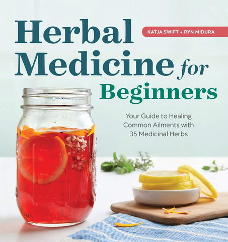 Herbal Medicine for Beginners: Your Guide to Healing Common Ailments