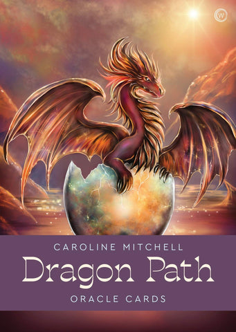 Dragon Path Oracle Cards: A 33 Card Deck & Guidebook