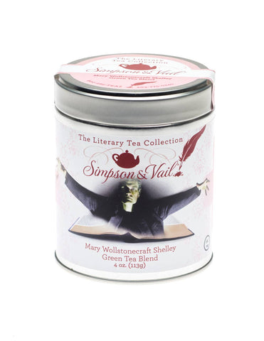 Mary Shelley's Green Tea Blend