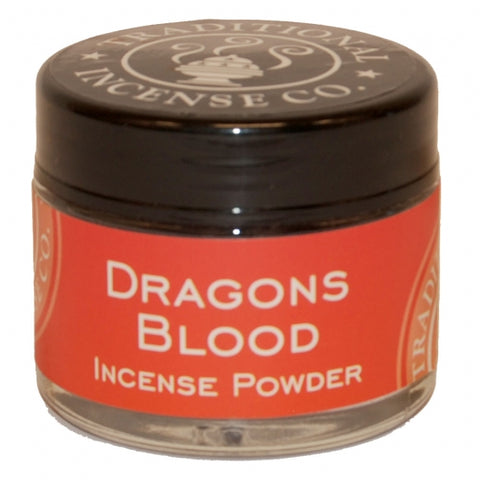 Dragons Blood Incense Powder 20 gr Jar