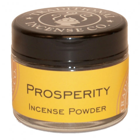 Prosperity Incense Powder 20 gr Jar