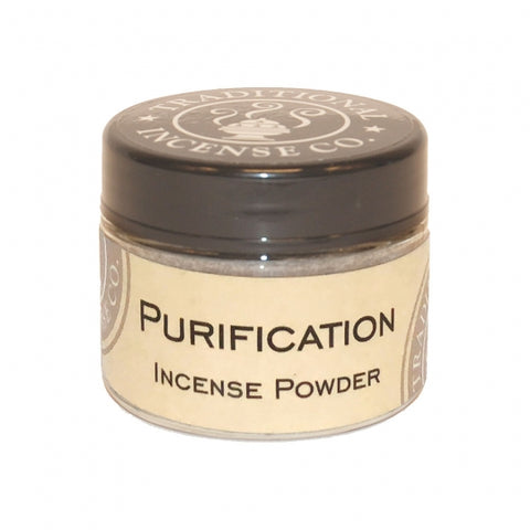 Purification Incense Powder 20 gr Jar