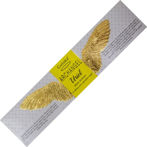 Goloka Archangel Uriel Incense Sticks 15gm