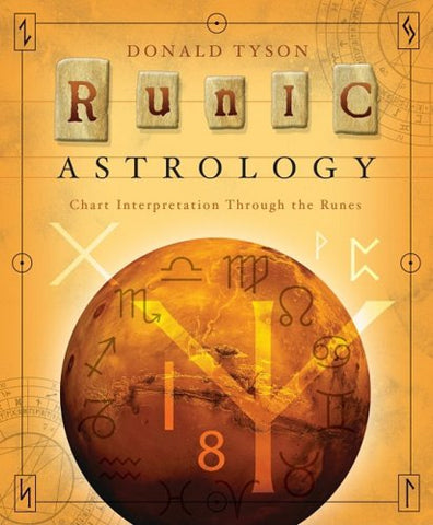 Runic Astrology Chart Interpretation Through the Runes