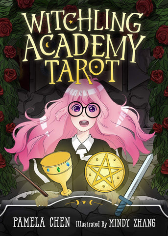 Witchling Academy Tarot Cards