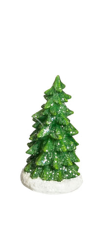 Light Up Mini Garden Christmas Tree CLEARANCE