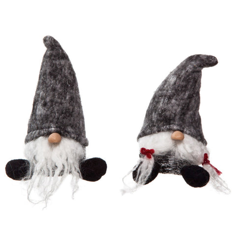Plush Short Santa Gnome, 2 styles to choose from!