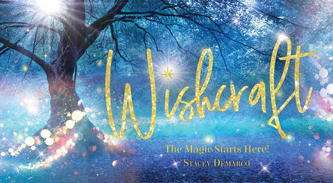 Wishcraft: The Magic Starts Here Inspiration cards by DeMarco, Stacey
