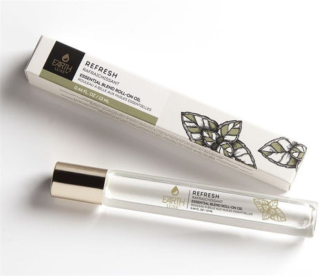 Earth Luxe Roll-on Essential Oil - Refresh